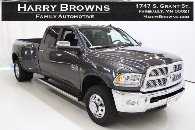 2018 Ram 3500 Crew Cab DRW 4x4, Pickup #4334 - photo 1