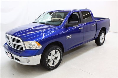 2018 Ram 1500 Crew Cab 4x4, Pickup #4335 - photo 8