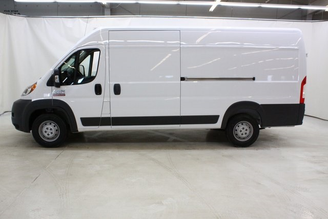 2018 ProMaster 3500 High Roof FWD,  Empty Cargo Van #4373 - photo 8
