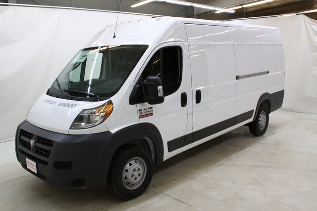 2018 ProMaster 3500 High Roof FWD,  Empty Cargo Van #4373 - photo 9