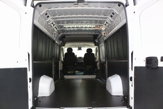 2018 ProMaster 3500 High Roof 4x2,  Empty Cargo Van #4378 - photo 2