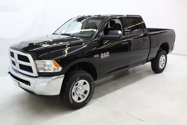 2018 Ram 2500 Crew Cab 4x4, Pickup #4384 - photo 8