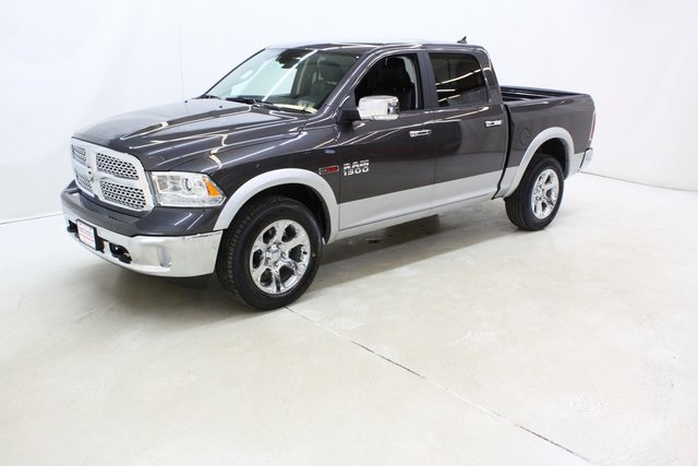 2018 Ram 1500 Crew Cab 4x4,  Pickup #4417 - photo 8