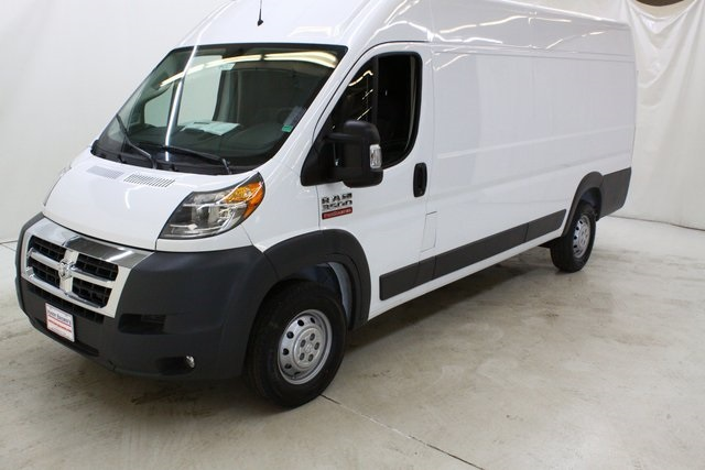 2018 ProMaster 3500 High Roof,  Empty Cargo Van #4470 - photo 8