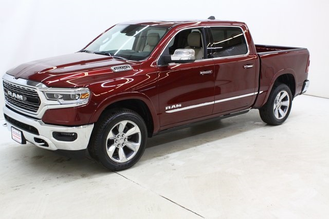 2019 Ram 1500 Crew Cab 4x4,  Pickup #4517 - photo 8