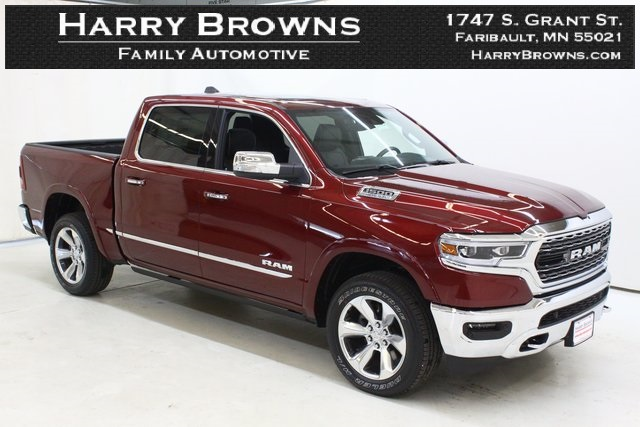 2019 Ram 1500 Crew Cab 4x4,  Pickup #4550 - photo 1
