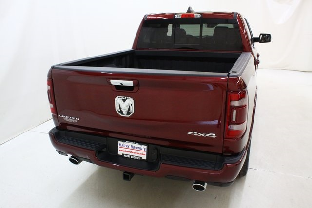 2019 Ram 1500 Crew Cab 4x4,  Pickup #4554 - photo 2