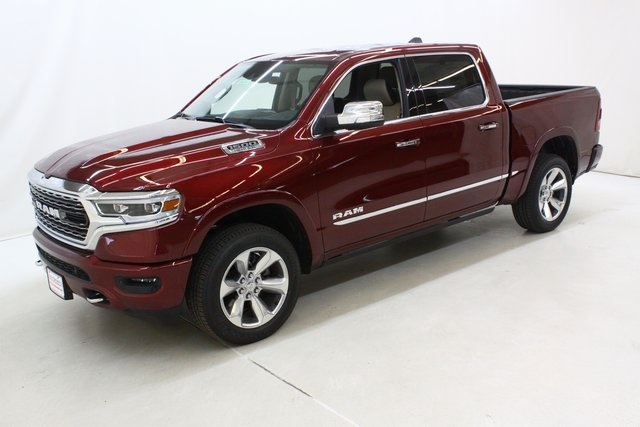 2019 Ram 1500 Crew Cab 4x4,  Pickup #4554 - photo 8