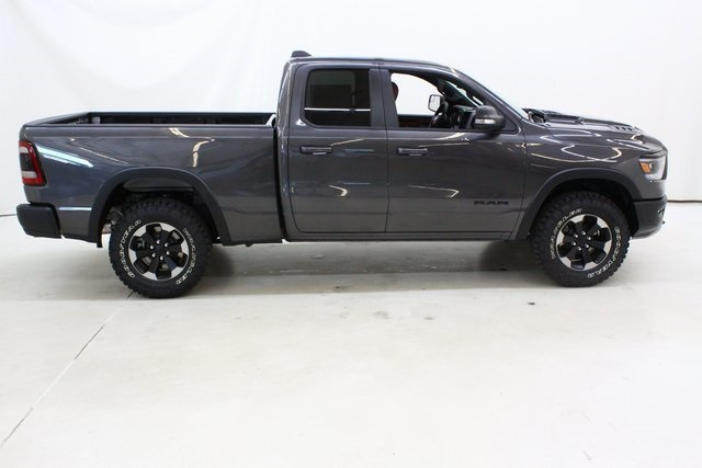 2019 Ram 1500 Quad Cab 4x4,  Pickup #4574 - photo 3