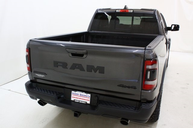 2019 Ram 1500 Quad Cab 4x4,  Pickup #4574 - photo 4