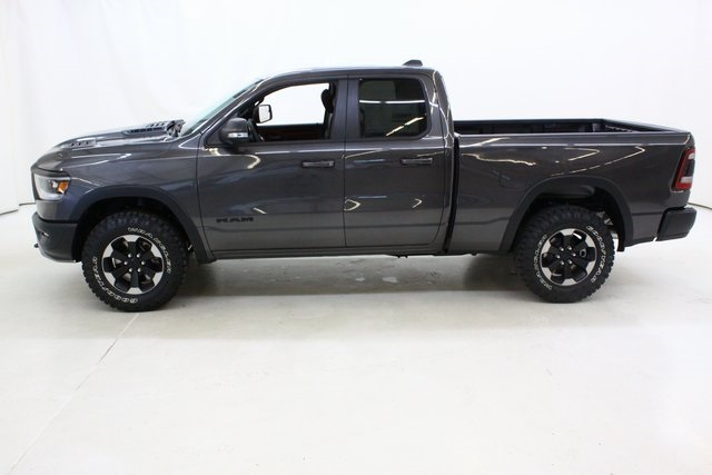 2019 Ram 1500 Quad Cab 4x4,  Pickup #4574 - photo 7
