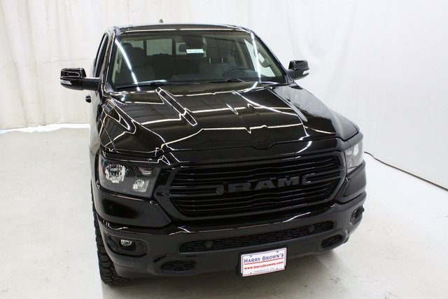 2019 Ram 1500 Crew Cab 4x4,  Pickup #4588 - photo 5