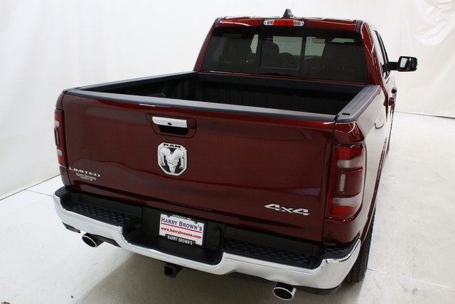 2019 Ram 1500 Crew Cab 4x4,  Pickup #4614 - photo 4