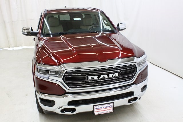 2019 Ram 1500 Crew Cab 4x4,  Pickup #4614 - photo 5