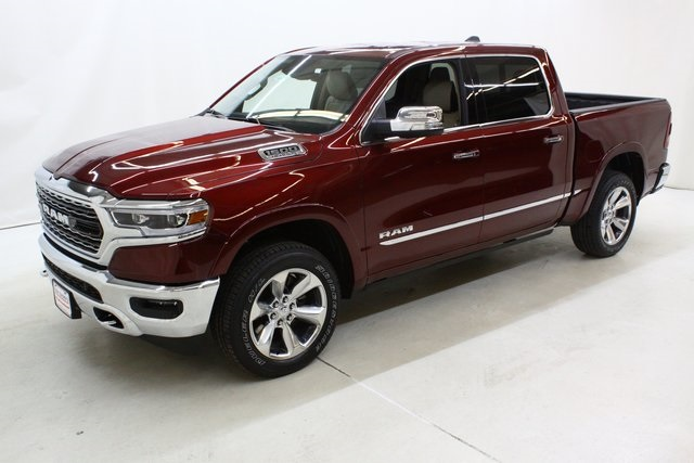 2019 Ram 1500 Crew Cab 4x4,  Pickup #4614 - photo 8