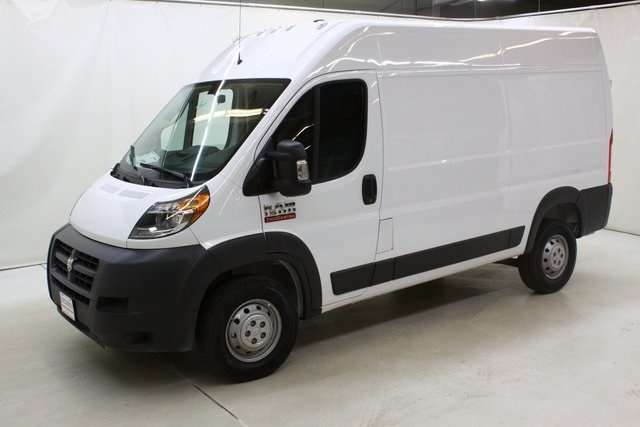2018 ProMaster 1500 High Roof FWD,  Empty Cargo Van #4618 - photo 9