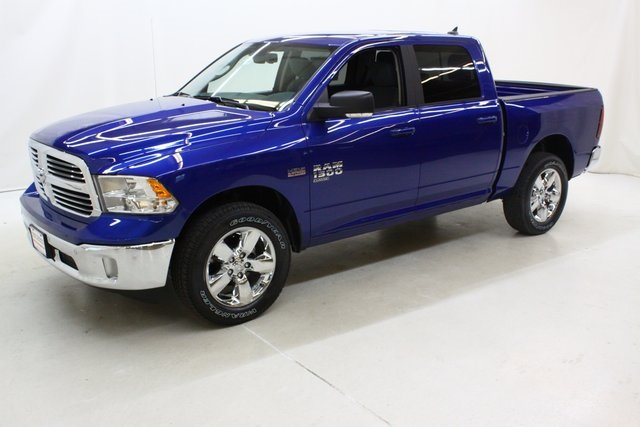 2019 Ram 1500 Crew Cab 4x4,  Pickup #4619 - photo 8