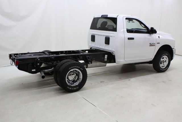 2018 Ram 3500 Regular Cab DRW 4x4,  Cab Chassis #4621 - photo 2