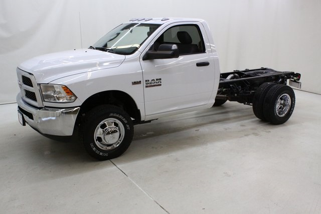 2018 Ram 3500 Regular Cab DRW 4x4,  Cab Chassis #4621 - photo 8