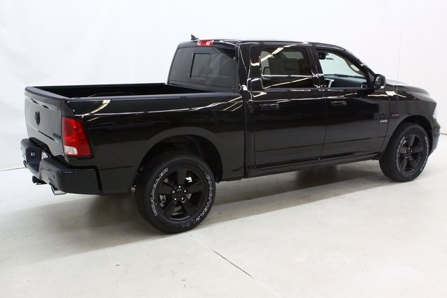 2019 Ram 1500 Crew Cab 4x4,  Pickup #4641 - photo 2