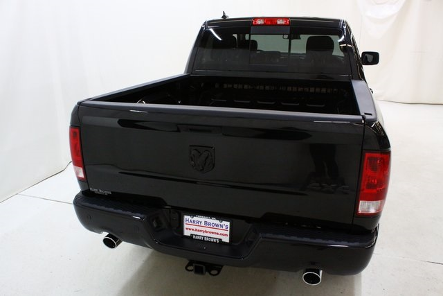 2019 Ram 1500 Crew Cab 4x4,  Pickup #4641 - photo 4