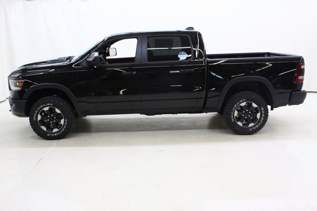 2019 Ram 1500 Crew Cab 4x4,  Pickup #4647 - photo 7