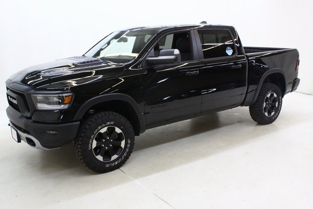 2019 Ram 1500 Crew Cab 4x4,  Pickup #4647 - photo 8
