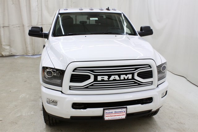 2018 Ram 3500 Crew Cab 4x4,  Pickup #4666 - photo 5