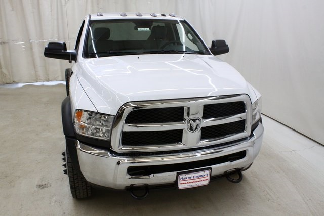 2018 Ram 5500 Regular Cab DRW 4x4,  Cab Chassis #4672 - photo 5