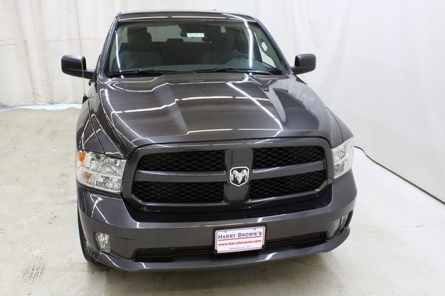 2019 Ram 1500 Quad Cab 4x4,  Pickup #4684 - photo 5