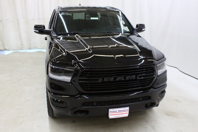 2019 Ram 1500 Crew Cab 4x4,  Pickup #4688 - photo 5