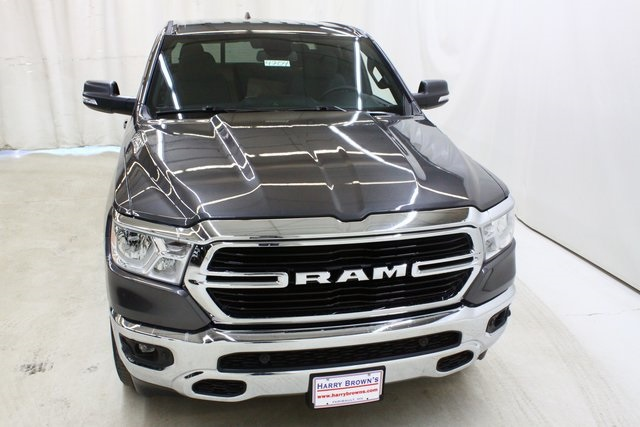 2019 Ram 1500 Quad Cab 4x4,  Pickup #4704 - photo 5