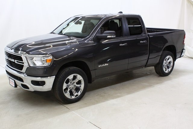 2019 Ram 1500 Quad Cab 4x4,  Pickup #4704 - photo 8