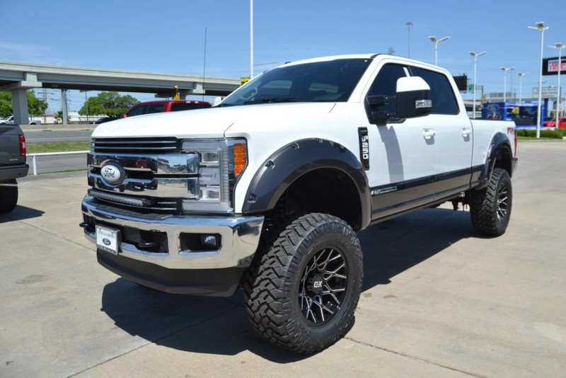 2017 F-250 Crew Cab 4x4, Pickup #HEE55464 - photo 1