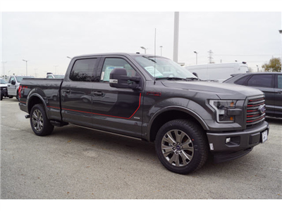 2017 F-150 Crew Cab 4x4, Pickup #HFC62155 - photo 3