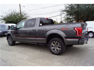 2017 F-150 Crew Cab 4x4, Pickup #HFC62155 - photo 2