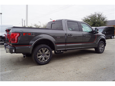 2017 F-150 Crew Cab 4x4, Pickup #HFC62155 - photo 10