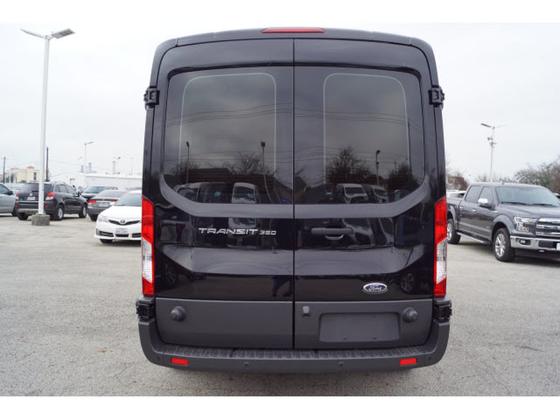 2017 Transit 350 Med Roof, Passenger Wagon #HKB03862 - photo 10