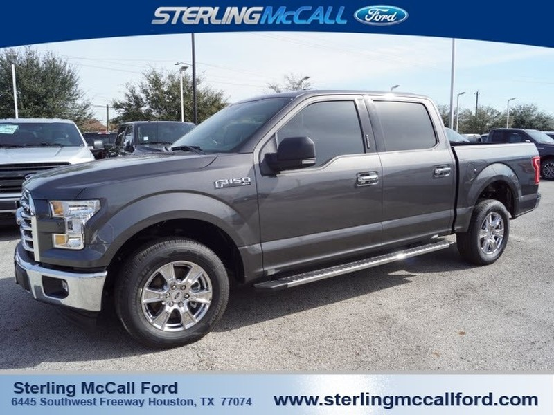 2017 F-150 SuperCrew Cab 4x2,  Pickup #HKD16263 - photo 1