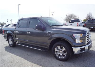 2017 F-150 SuperCrew Cab 4x2,  Pickup #HKD16263 - photo 3
