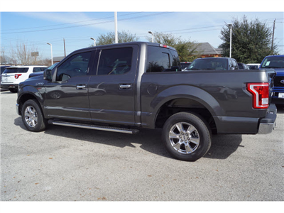 2017 F-150 SuperCrew Cab 4x2,  Pickup #HKD16263 - photo 2