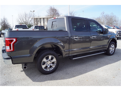 2017 F-150 SuperCrew Cab 4x2,  Pickup #HKD16263 - photo 10