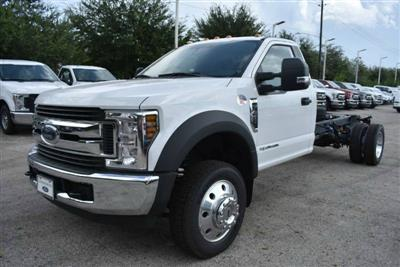 2018 F-450 Regular Cab DRW 4x2,  Cab Chassis #JEC64675 - photo 1