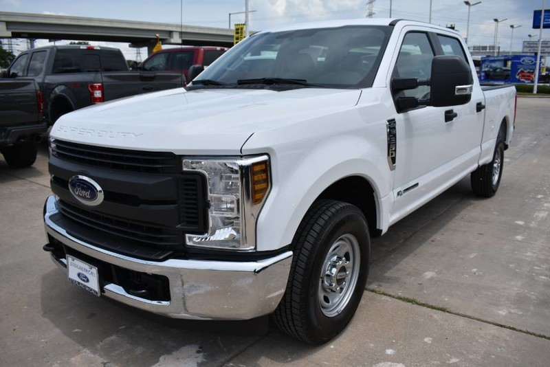 2018 F-250 Crew Cab 4x2,  Pickup #JEC66630 - photo 1
