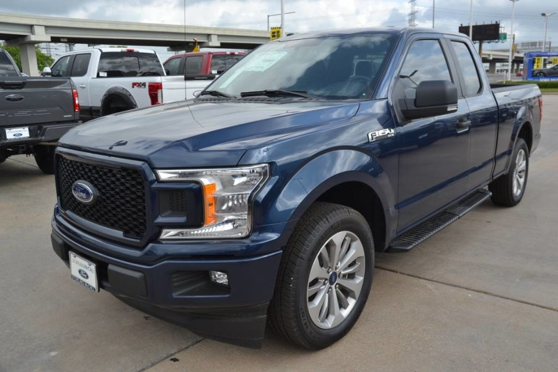 2018 F-150 Super Cab 4x2,  Pickup #JFA16252 - photo 1