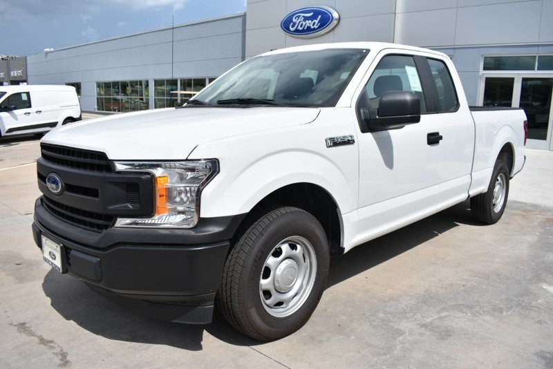 2018 F-150 Super Cab 4x2,  Pickup #JFA61597 - photo 1