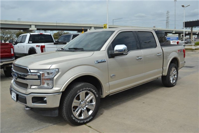 2018 F-150 SuperCrew Cab 4x4,  Pickup #JFA80304 - photo 1