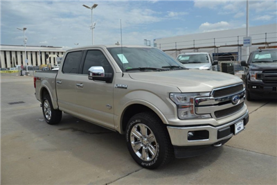 2018 F-150 SuperCrew Cab 4x4,  Pickup #JFA80304 - photo 4