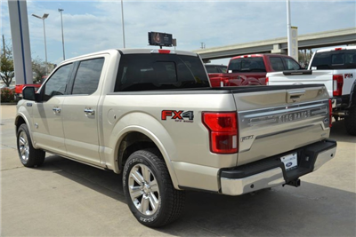 2018 F-150 SuperCrew Cab 4x4,  Pickup #JFA80304 - photo 2