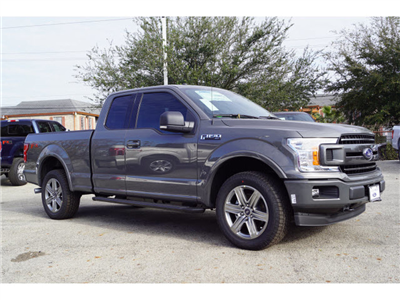 2018 F-150 Super Cab 4x4, Pickup #JFB11534 - photo 3